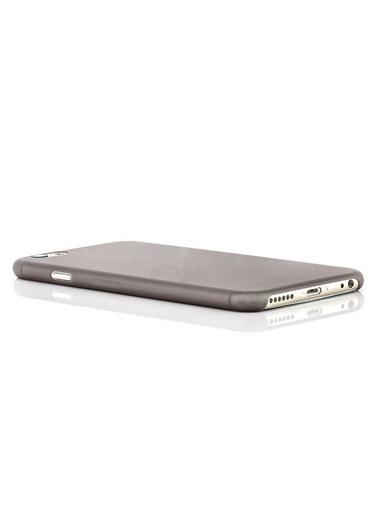 Microsonic Ultra Thin 0.2Mm iPhone  6 Plus (5.5'') Kılıf Siyah Renkli